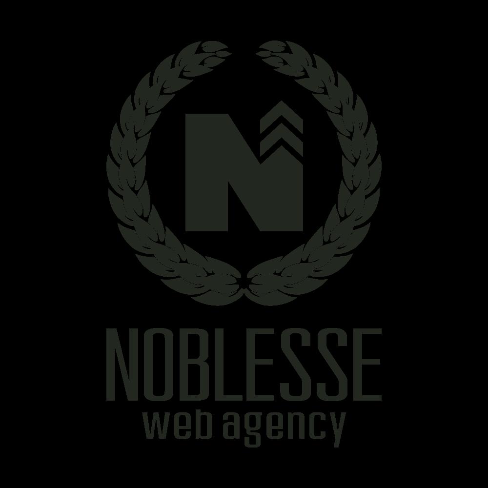 Реклама в интернете от маркетингового агентства Noblesse Web Agency Logo